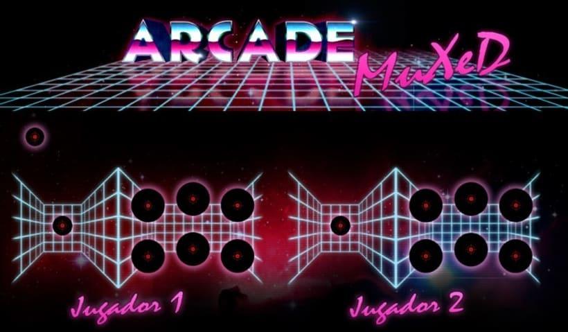 Máquina Arcade Personalizada 0