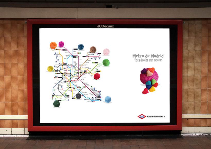 Metro de Madrid 0