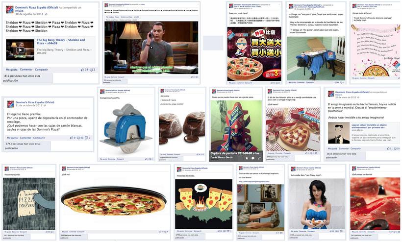 Contenidos para Domino's Pizza -1