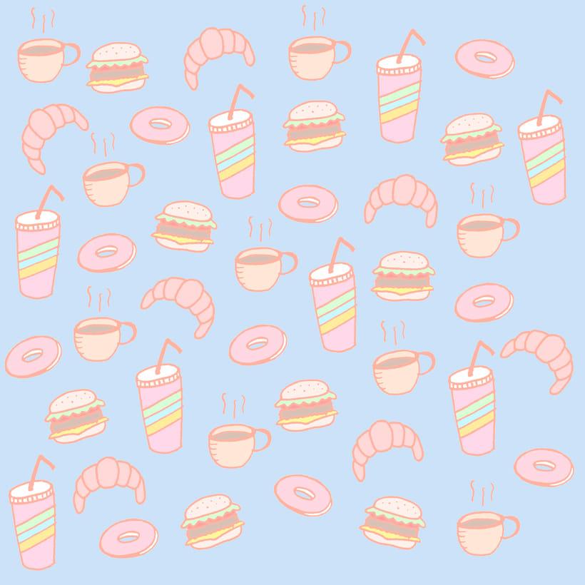 Food pattern.  -1