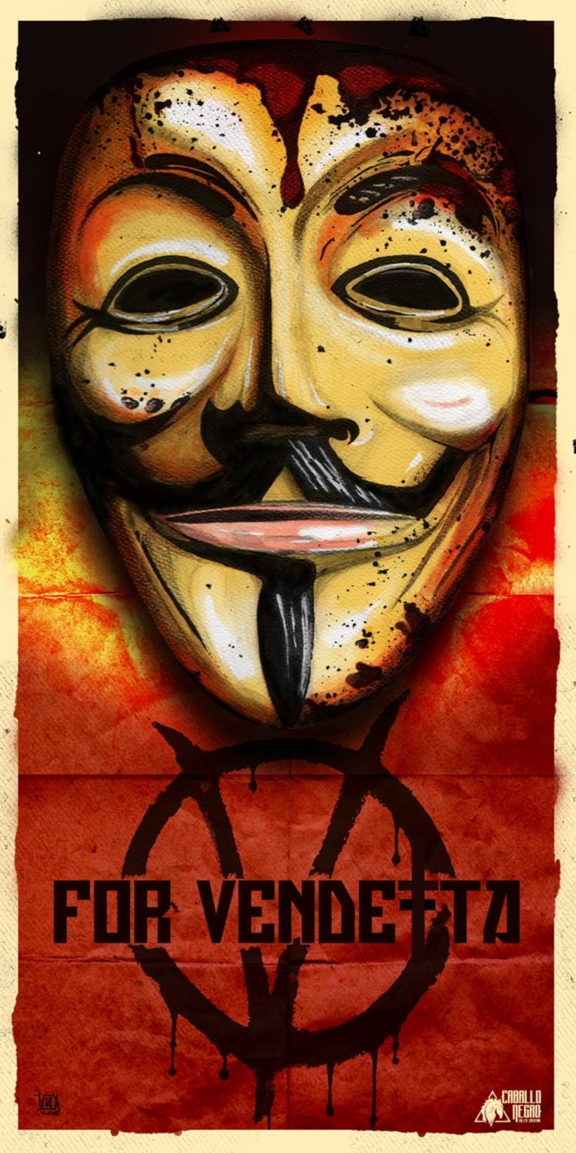 V for Vendetta ;) -1