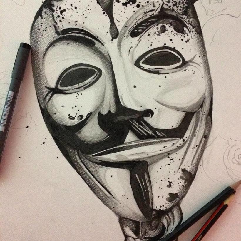 V for Vendetta ;) 0