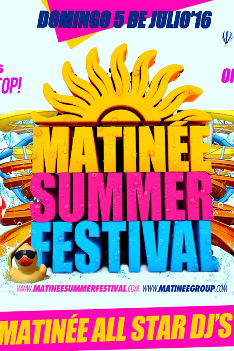Cartel Matinee Summer Festival 3