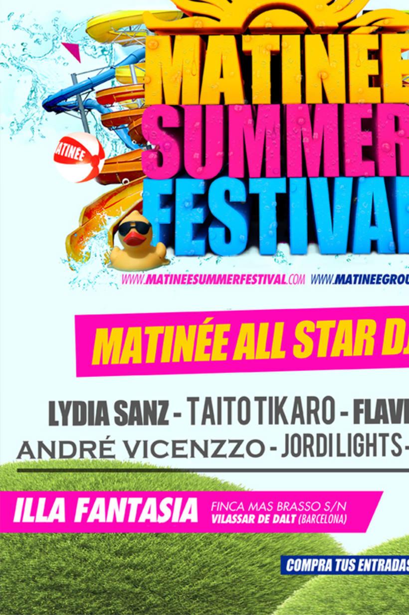Cartel Matinee Summer Festival 4