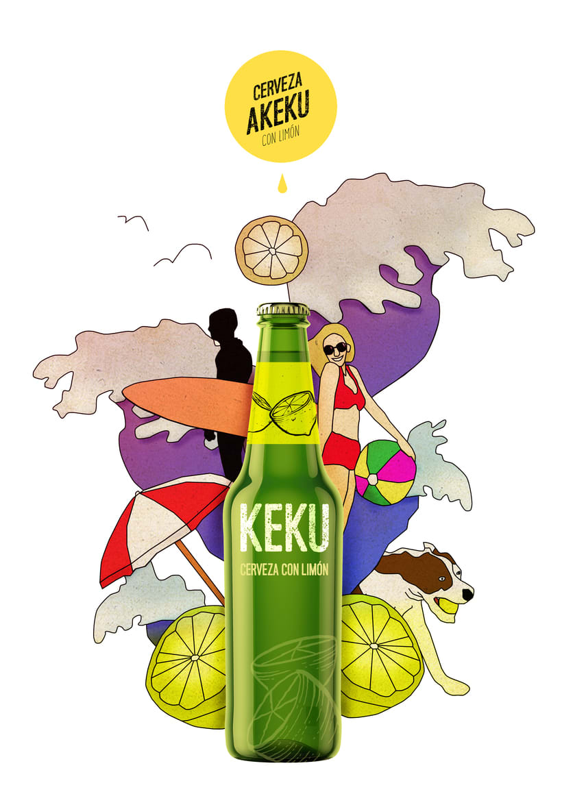Cerveza Keku - stefano zanvit 0