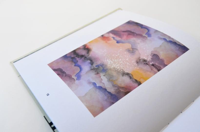 Publicación de estampados en el libro From rain to rainbows 7