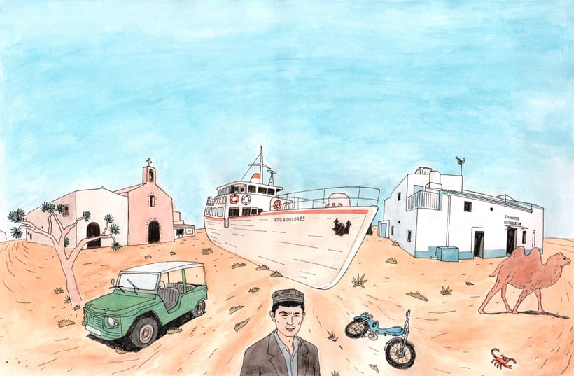 Mar de Aral 0