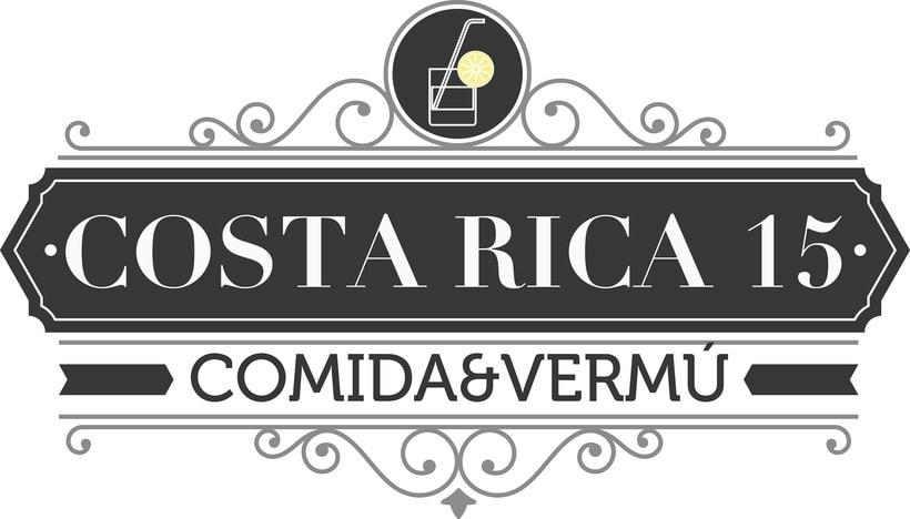 Logo Restaurante COSTA RICA 15 0