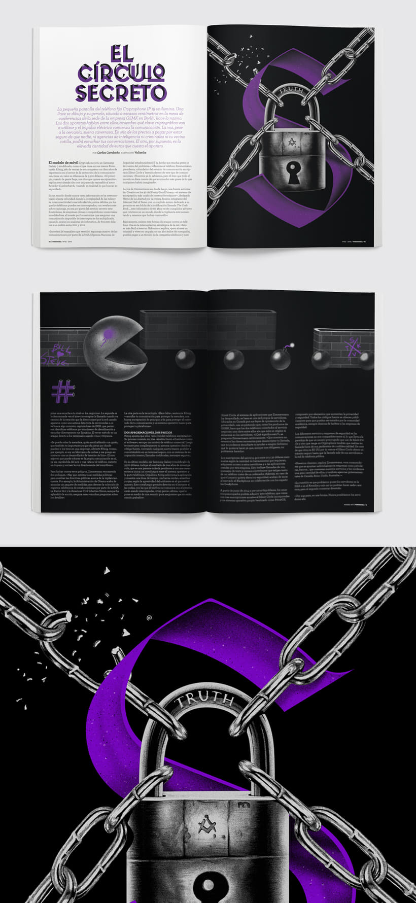 Diseñando para Yorokobu 56