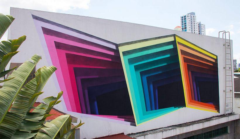 Portales urbanos y el artista detrás de ellos  5