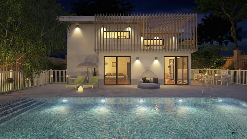 Villa Exterior 0