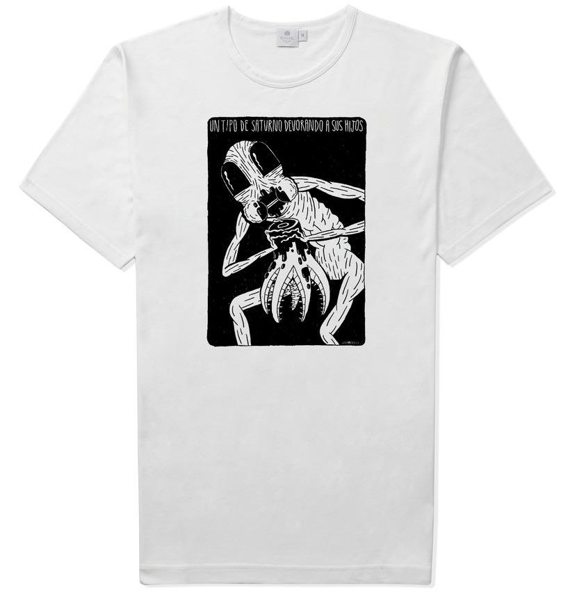 Ilustración para camiseta 0