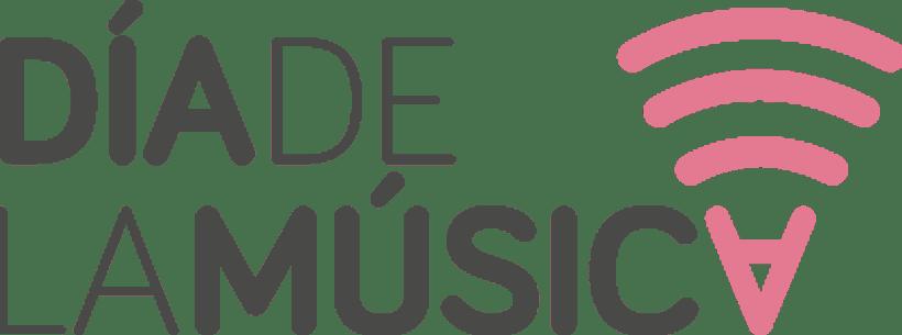 Poster y Logo- Día de la Música -1