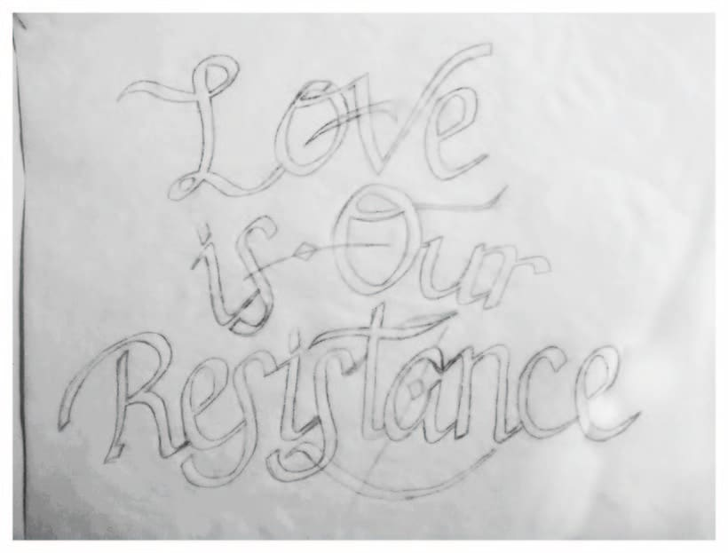 Love is our Resistance 1