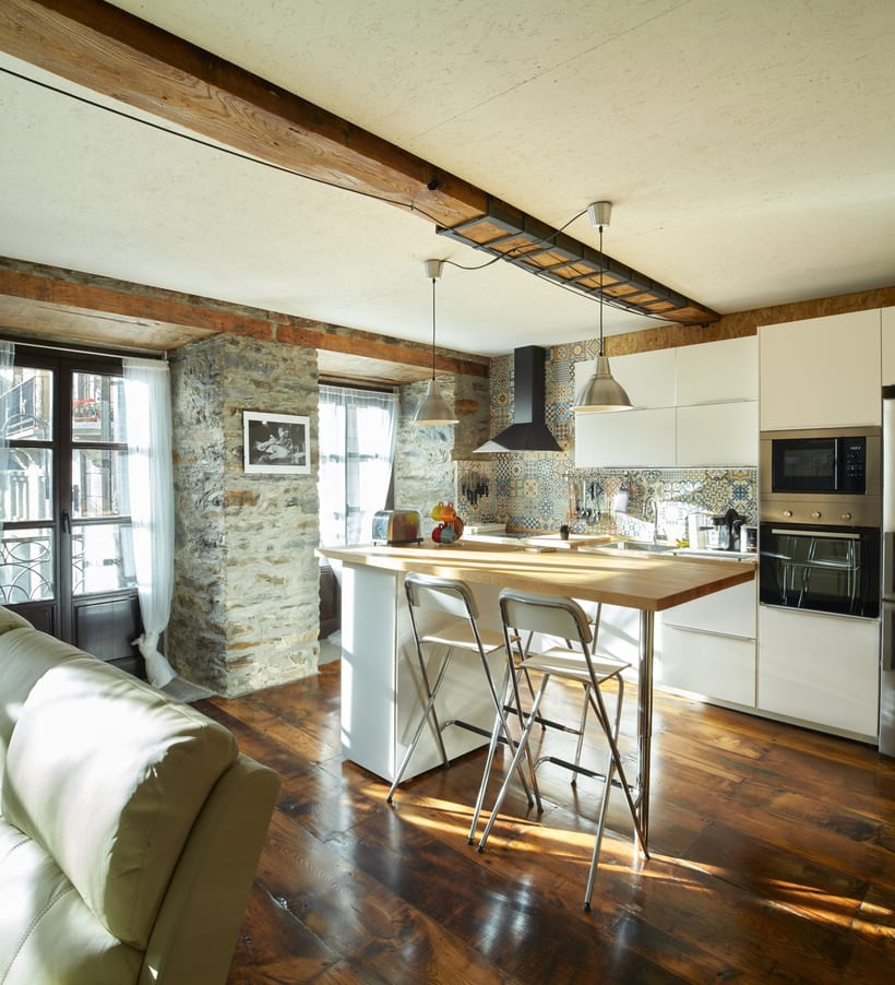 Fotografia de interior: La Casa del Rock & Roll con Coda Arquitectos 0