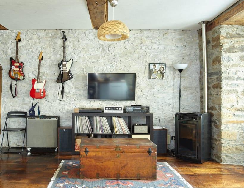 Fotografia de interior: La Casa del Rock & Roll con Coda Arquitectos 1