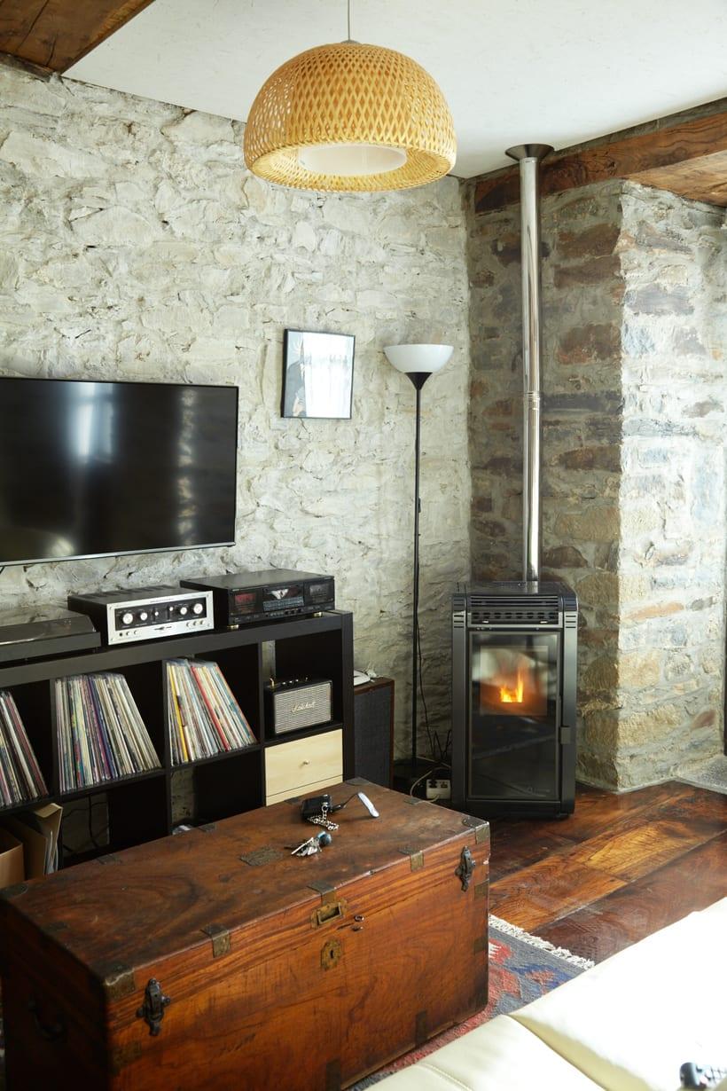 Fotografia de interior: La Casa del Rock & Roll con Coda Arquitectos 4