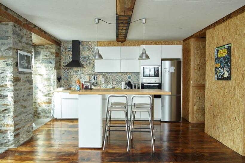 Fotografia de interior: La Casa del Rock & Roll con Coda Arquitectos 5