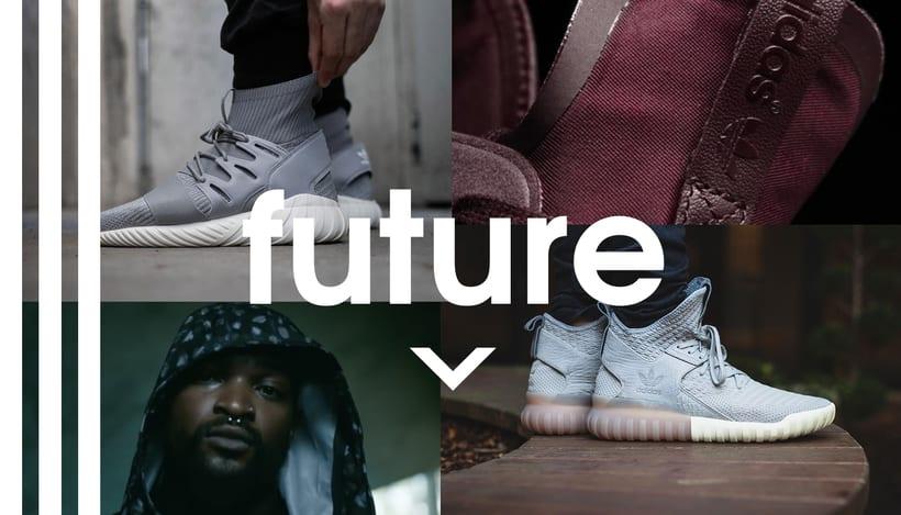Adidas Tubular - Future 1
