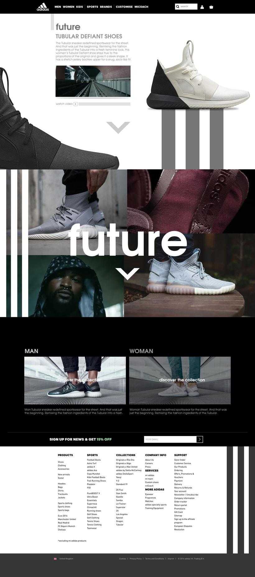 Adidas Tubular - Future 0