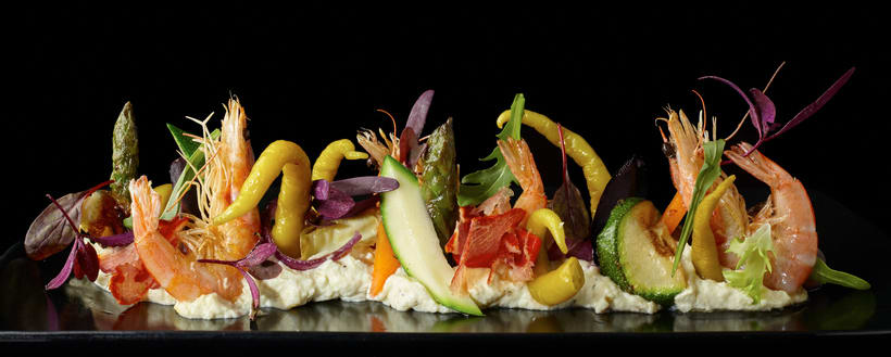 Un trabajo para el Restaurante Castilla de Toro. Seguí mucho de los consejos de Francesc. Espero que os guste. 11