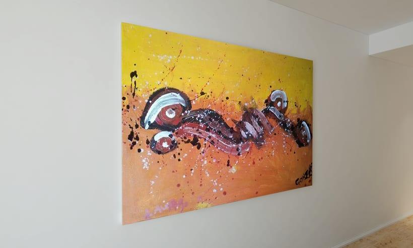 Pintura abstracta 0