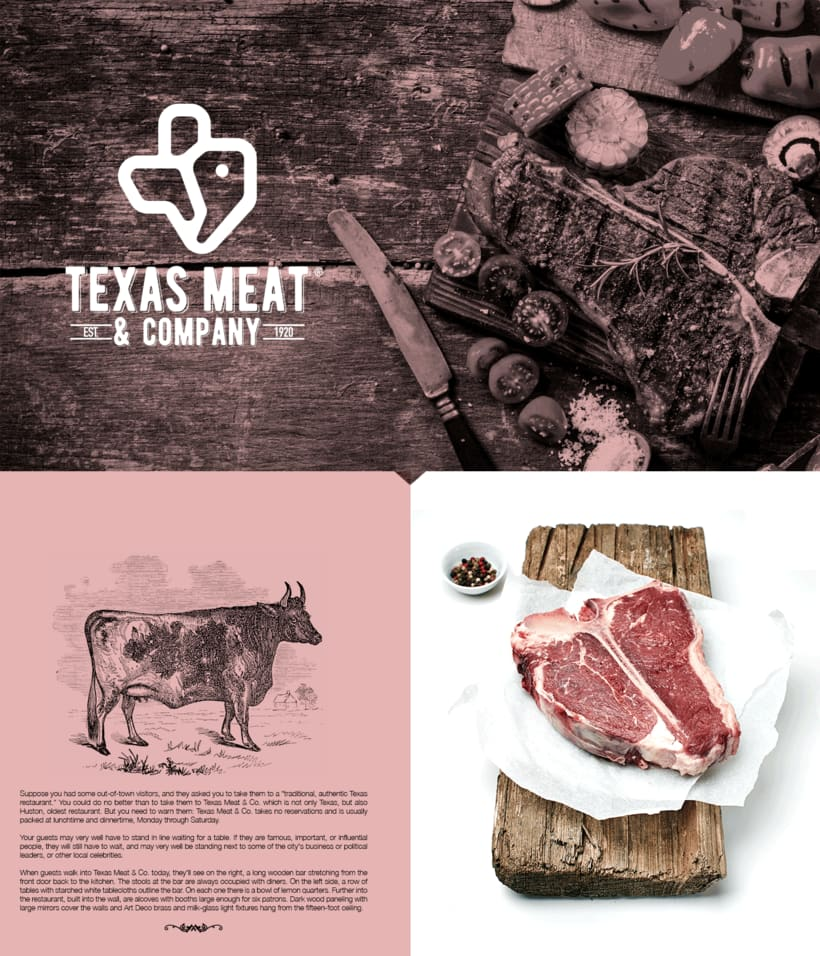 TEXAS MEAT & COMPANY -1