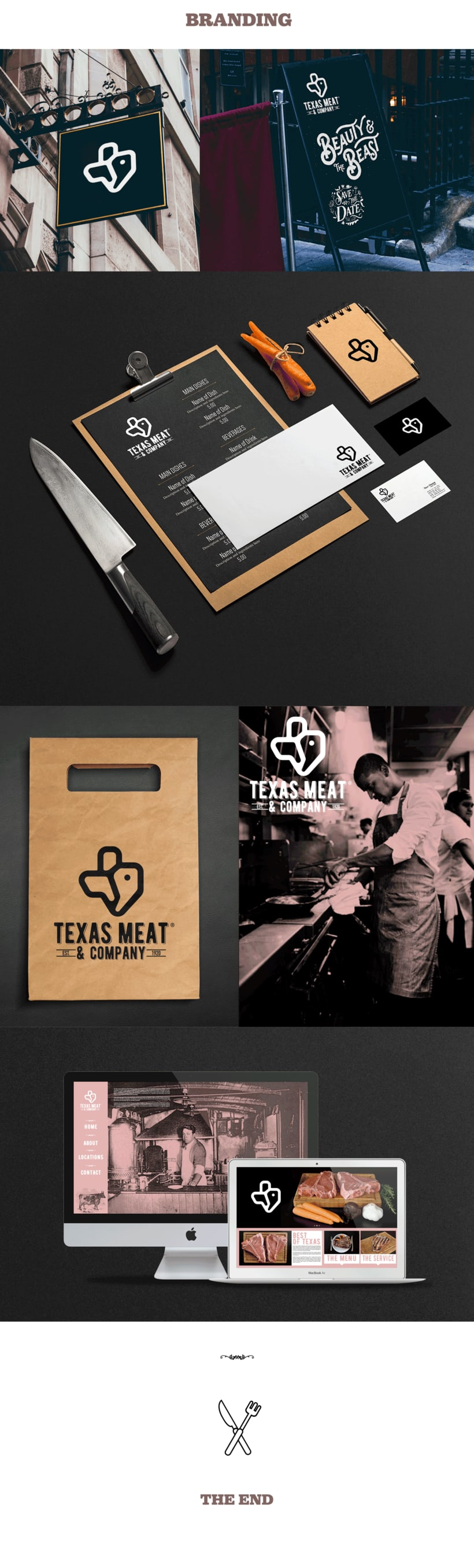 TEXAS MEAT & COMPANY 1