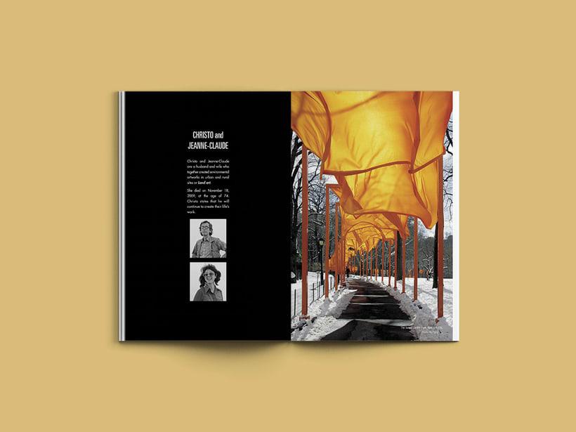 Revista de arte  0