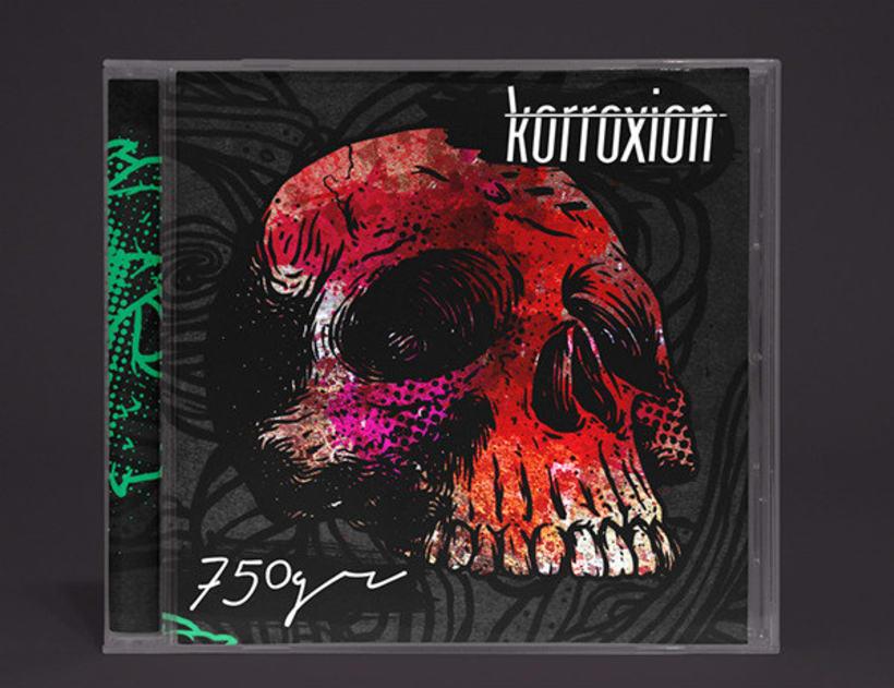 Korroxion • 750gr -1