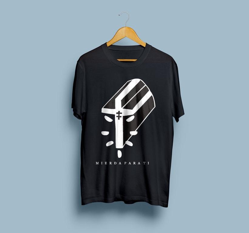 Camisetas 18