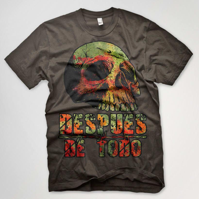 Camisetas 12
