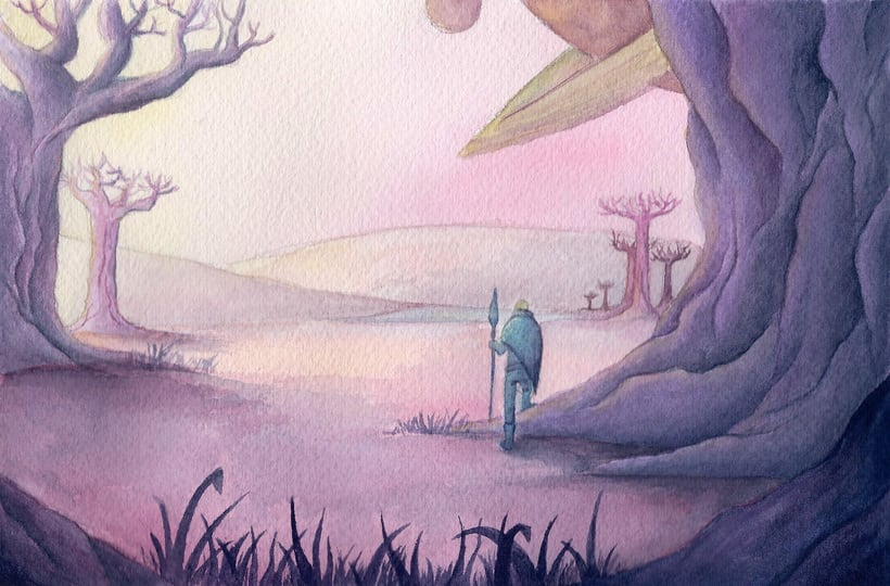 Tree planet -1