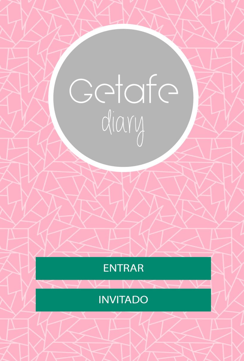 Getafe Diary 1