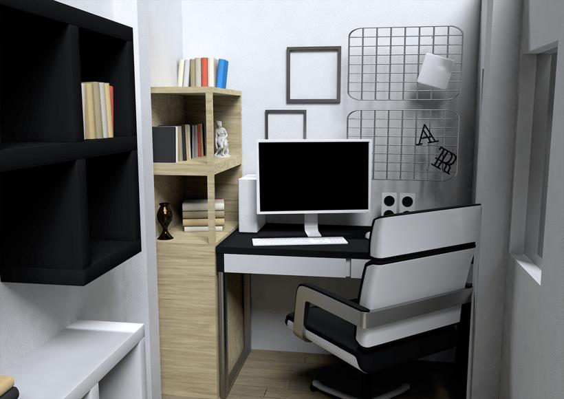 Diseño y Reforma de Interior. Espacio Residencial 5