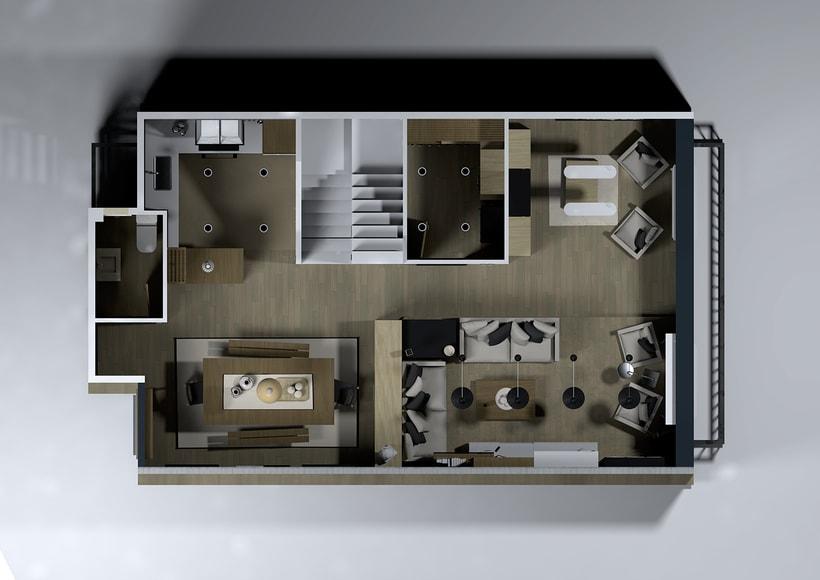 Diseño y Reforma de Interior. Espacio Residencial 7