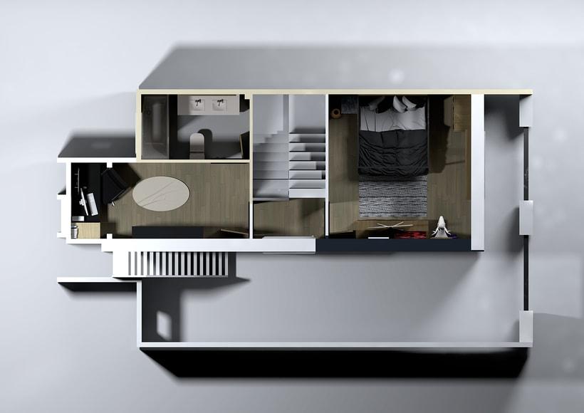 Diseño y Reforma de Interior. Espacio Residencial 8