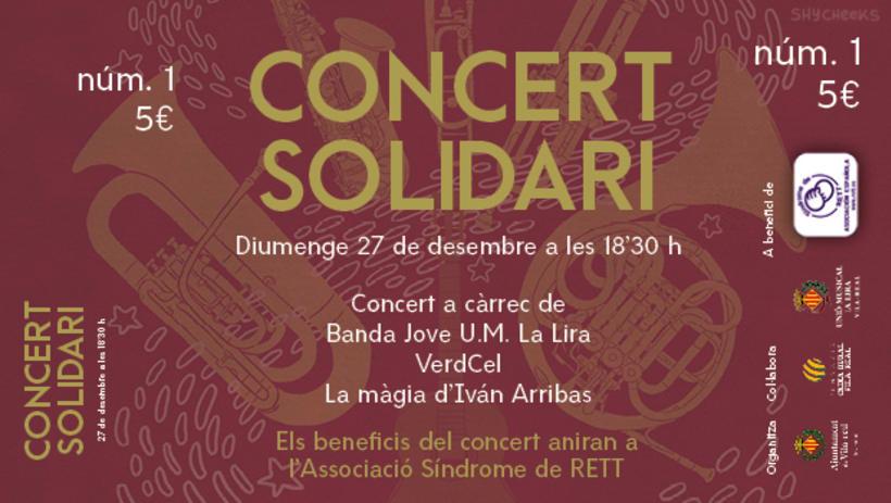 Poster Concierto solidario 3