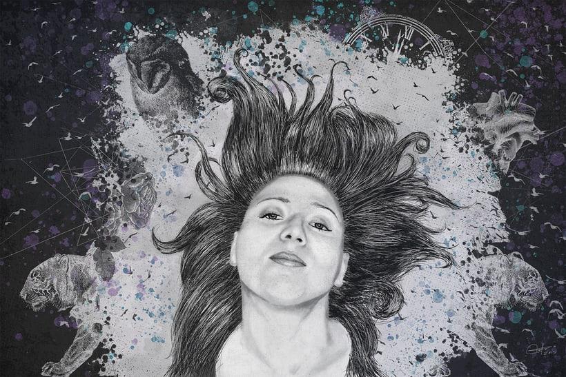 Mi Proyecto del curso: Ilustración artística y comercial 0