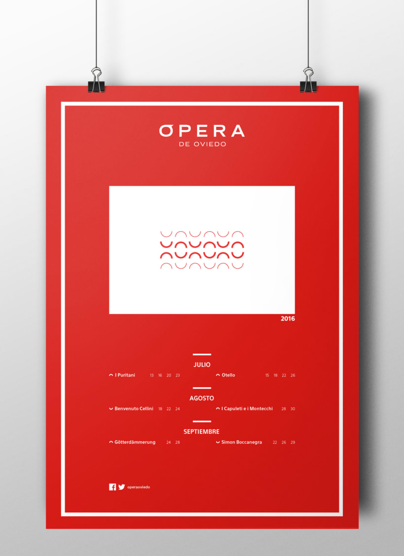 Cartelería Ópera de Oviedo 2