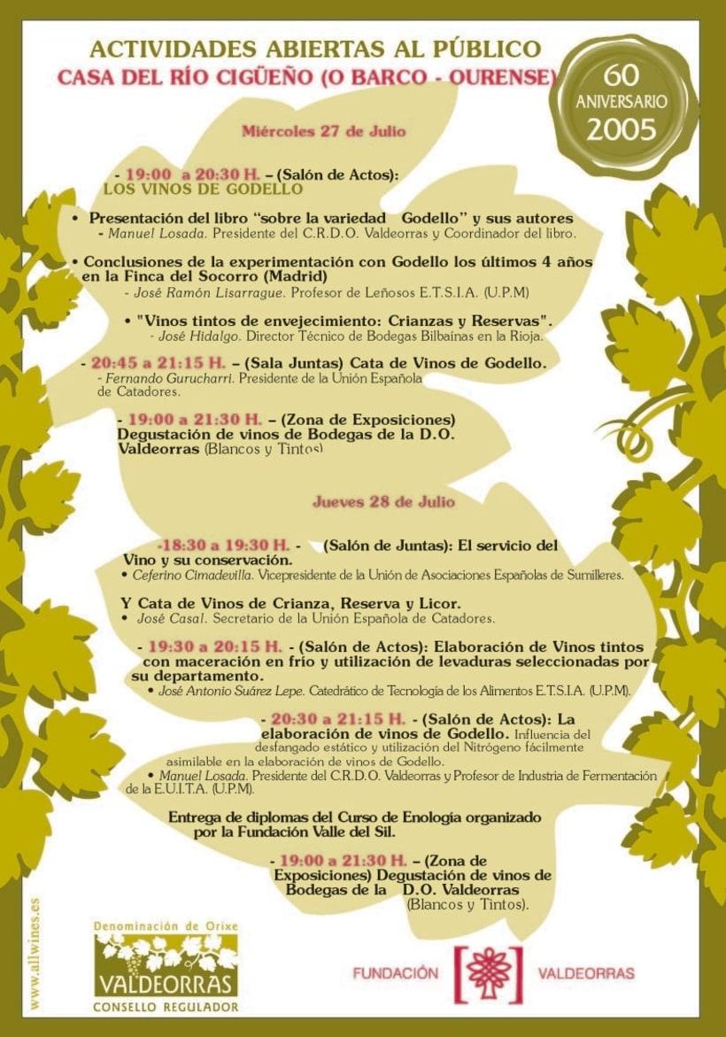 Cartel Aniversario Valdeorras -1