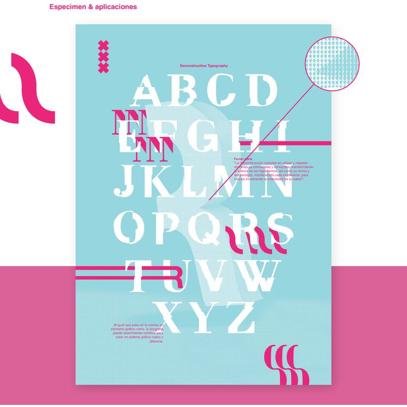 Diseño en su punto & tipografía deconstruida  4