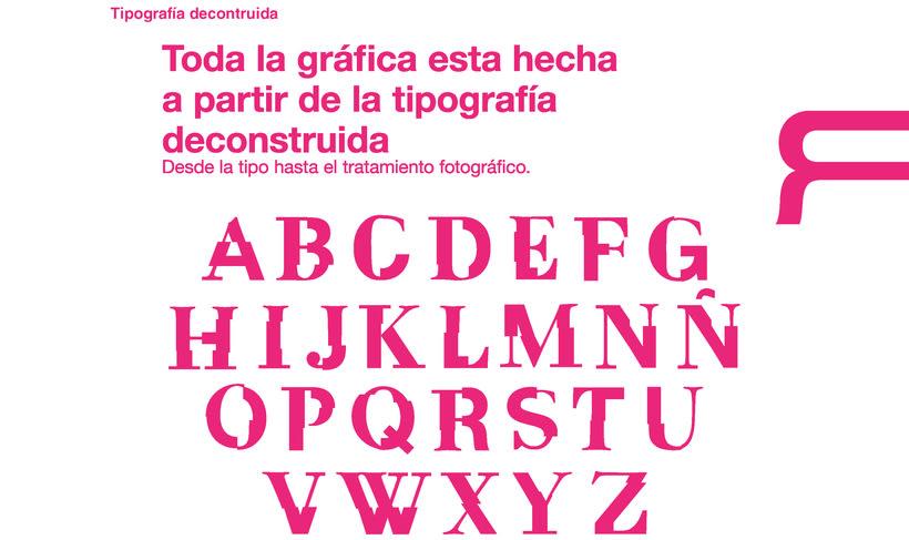 Diseño en su punto & tipografía deconstruida  3