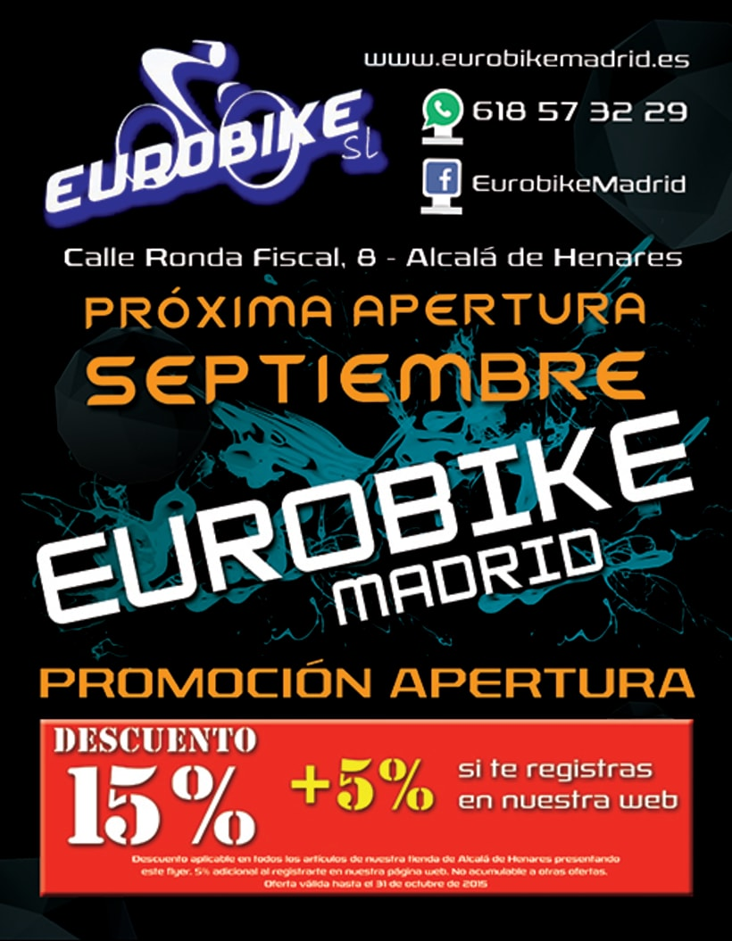 Flyer Eurobike Madrid -1