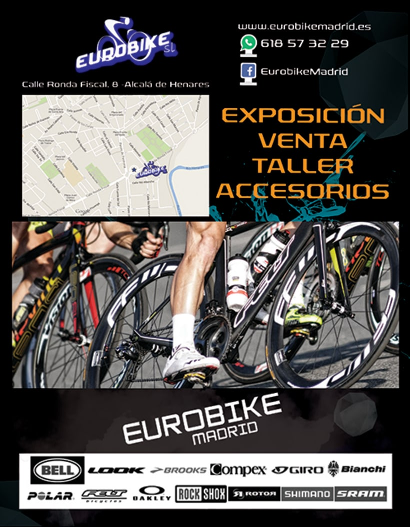 Flyer Eurobike Madrid 0