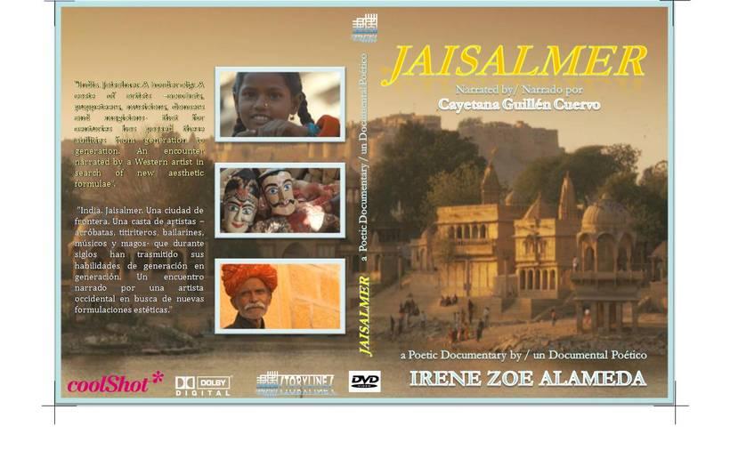 Carátula DVD 'Jaisalmer' -1