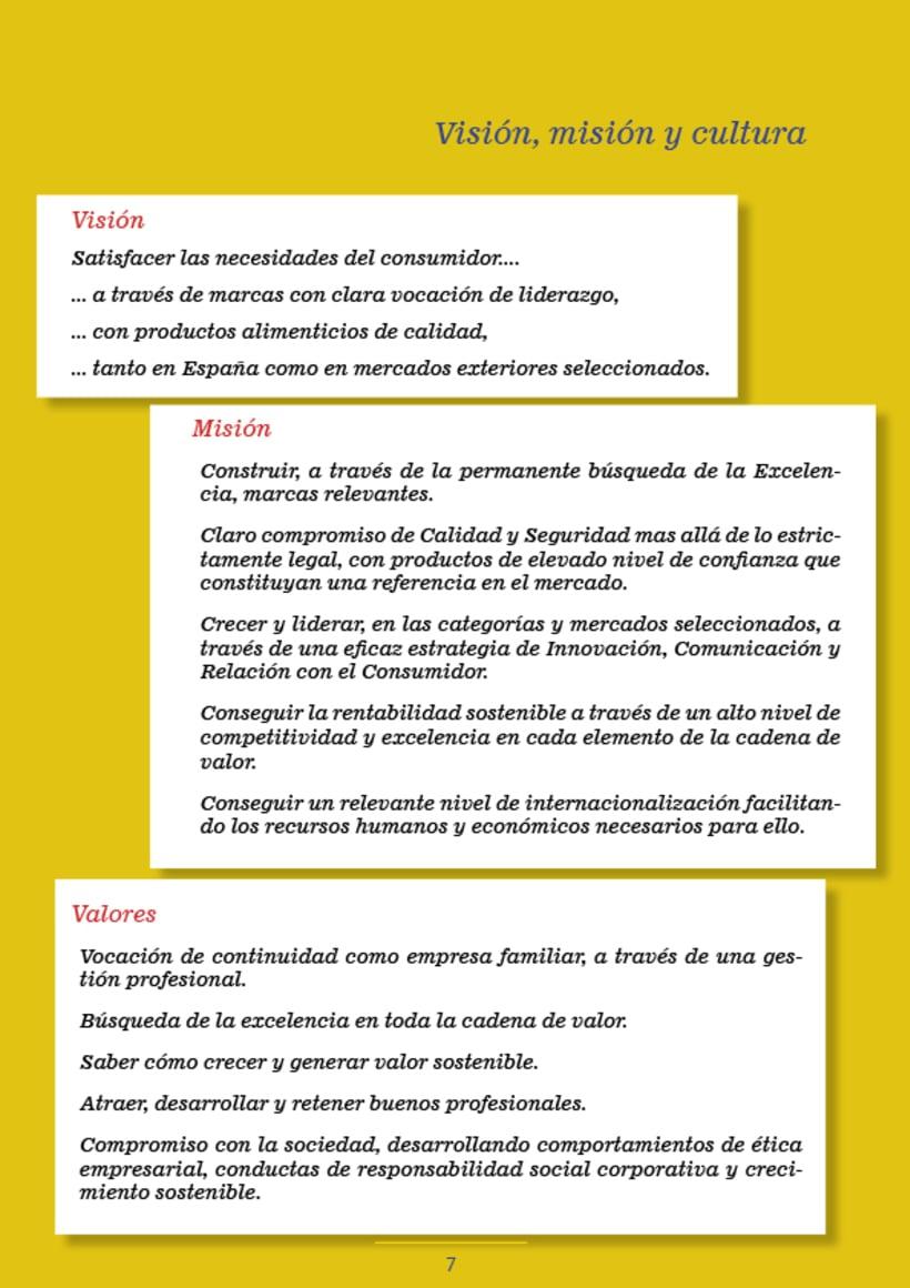 Maquetación presentación ColaCao - ESIC 1