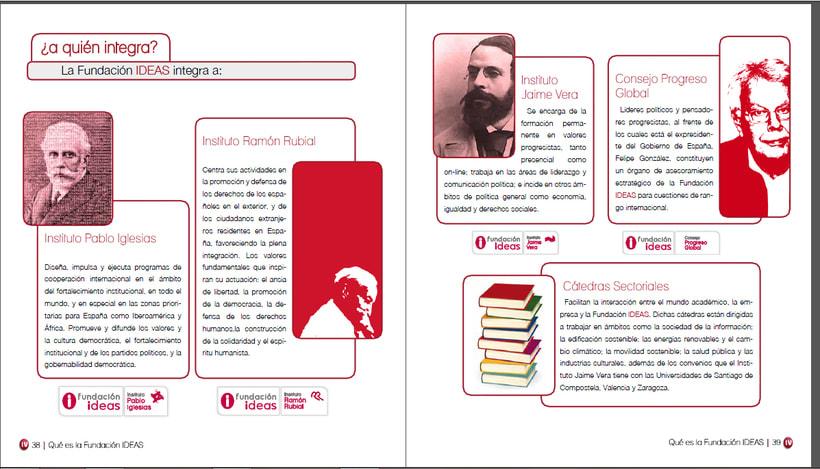 Memorias anuales Fundación IDEAS 5