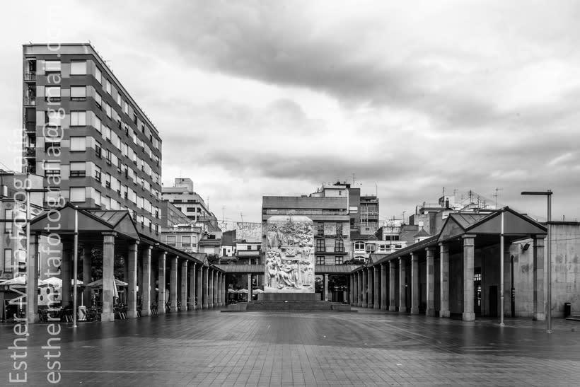 Plaza Sta Clara, Castellón 0