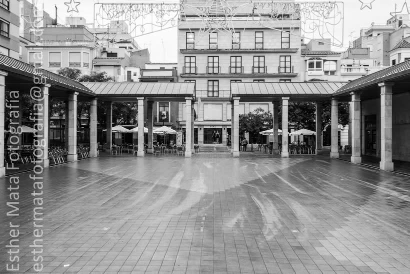 Plaza Sta Clara, Castellón 1
